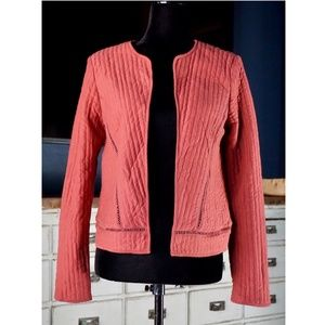 Anthropologie Akemi + Kin Quilted Jacket New XS